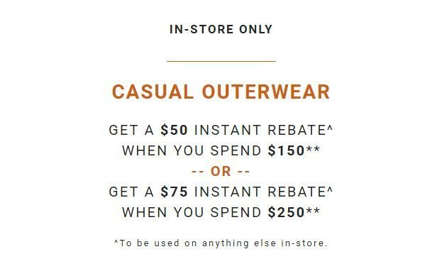 image about Printable Rebate referred to as Obtain a $50 immediate rebate Though your self pay out $150, or a $75