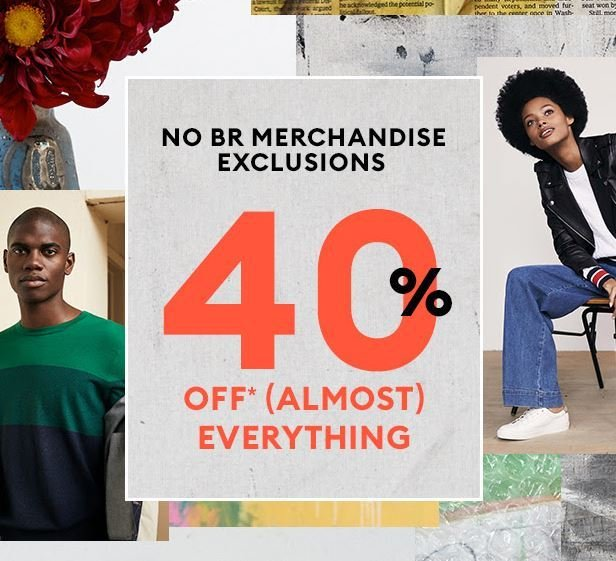 7000a4a5c 40% off your purchase online and in-store at Banana Republic | San ...