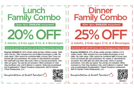 photograph regarding Sweet Tomatoes Printable Coupons identify Lunch or Evening meal Combo Discount codes for Adorable Tomatoes