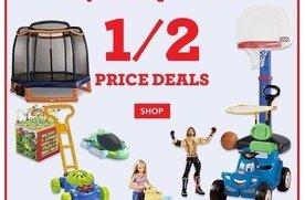 1 2 Price Deals At Toys Quot R Quot Us And Babies Quot R Quot Us Los Angeles