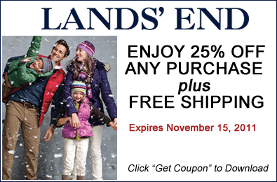 Coupon code for lands end