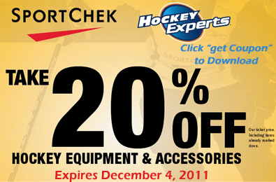 Total hockey coupon code 20