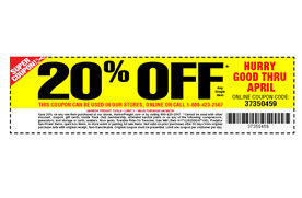 20 Off One Item At Harbor Freight Tools Indianapolis