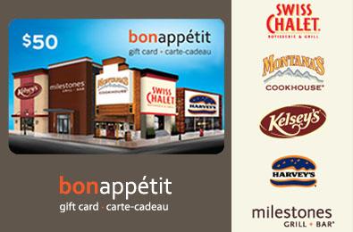 New Restaurants Toronto Gift Card