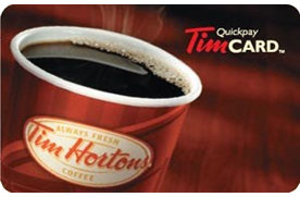 Carte Cadeau Tim Horton.Win A 50 Tim Hortons Gift Card San Jose Draws Daily